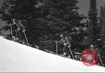 Image of skiing equipment United States USA, 1942, second 10 stock footage video 65675064555