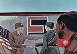 Image of East meets west Torgau Germany, 1945, second 3 stock footage video 65675064565