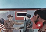 Image of East meets west Torgau Germany, 1945, second 5 stock footage video 65675064565