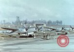 Image of P-38 Lighting aircraft Germany, 1945, second 11 stock footage video 65675064567