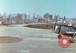 Image of P-47 Thunderbolt aircraft Germany, 1945, second 7 stock footage video 65675064568