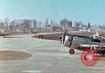 Image of P-47 Thunderbolt aircraft Germany, 1945, second 8 stock footage video 65675064568