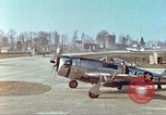Image of P-47 Thunderbolt aircraft Germany, 1945, second 11 stock footage video 65675064568