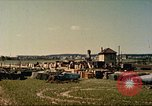 Image of United States base camp European Theater, 1945, second 1 stock footage video 65675064571