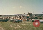 Image of United States base camp European Theater, 1945, second 3 stock footage video 65675064571
