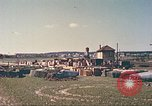 Image of United States base camp European Theater, 1945, second 4 stock footage video 65675064571