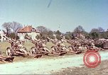 Image of United States soldiers European Theater, 1945, second 6 stock footage video 65675064573