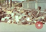 Image of Stacks of surrendered German arms and equipment Czechoslovakia, 1945, second 4 stock footage video 65675064580