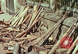 Image of Stacks of surrendered German arms and equipment Czechoslovakia, 1945, second 10 stock footage video 65675064580