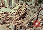 Image of Stacks of surrendered German arms and equipment Czechoslovakia, 1945, second 11 stock footage video 65675064580