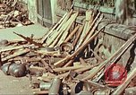 Image of Stacks of surrendered German arms and equipment Czechoslovakia, 1945, second 12 stock footage video 65675064580