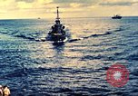 Image of United States destroyers Peleliu Palau Islands, 1944, second 2 stock footage video 65675064589