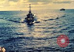 Image of United States destroyers Peleliu Palau Islands, 1944, second 3 stock footage video 65675064589