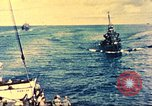 Image of United States destroyers Peleliu Palau Islands, 1944, second 4 stock footage video 65675064589