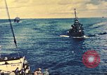 Image of United States destroyers Peleliu Palau Islands, 1944, second 5 stock footage video 65675064589