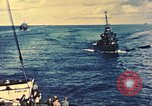 Image of United States destroyers Peleliu Palau Islands, 1944, second 6 stock footage video 65675064589