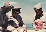 Image of Commander Woolson Peleliu Palau Islands, 1944, second 4 stock footage video 65675064590