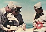 Image of Commander Woolson Peleliu Palau Islands, 1944, second 7 stock footage video 65675064590