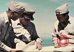 Image of Commander Woolson Peleliu Palau Islands, 1944, second 9 stock footage video 65675064590