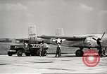 Image of B-25 Mitchell Rockford Illinois USA, 1945, second 7 stock footage video 65675064610