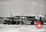 Image of B-25 Mitchell Rockford Illinois USA, 1945, second 8 stock footage video 65675064610