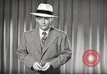 Image of Bing Crosby United States USA, 1945, second 5 stock footage video 65675064612