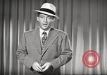 Image of Bing Crosby United States USA, 1945, second 8 stock footage video 65675064612