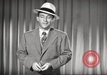 Image of Bing Crosby United States USA, 1945, second 10 stock footage video 65675064612