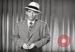 Image of Bing Crosby United States USA, 1945, second 11 stock footage video 65675064612