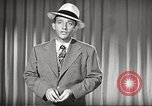 Image of Bing Crosby United States USA, 1945, second 12 stock footage video 65675064612