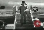 Image of Dwight D Eisenhower Washington DC USA, 1956, second 6 stock footage video 65675064614