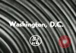 Image of Richard Nixon Washington DC USA, 1956, second 2 stock footage video 65675064616