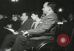 Image of Richard Nixon Washington DC USA, 1956, second 8 stock footage video 65675064616