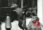 Image of monkey nursery Russia, 1956, second 11 stock footage video 65675064617