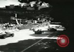 Image of Stirling Moss Monte Carlo Monaco, 1956, second 10 stock footage video 65675064618