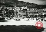 Image of Stirling Moss Monte Carlo Monaco, 1956, second 11 stock footage video 65675064618