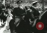 Image of President Giovanni Gronchi Rome Italy, 1956, second 9 stock footage video 65675064619