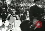 Image of President Giovanni Gronchi Rome Italy, 1956, second 10 stock footage video 65675064619
