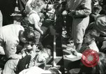 Image of Fishing competition Seattle Washington USA, 1956, second 10 stock footage video 65675064623