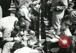 Image of Fishing competition Seattle Washington USA, 1956, second 11 stock footage video 65675064623