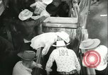 Image of teenage Rodeo competition Oregon United States USA, 1956, second 11 stock footage video 65675064624