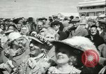 Image of Queen Elizabeth Surrey England, 1956, second 9 stock footage video 65675064628