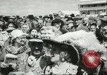 Image of Queen Elizabeth Surrey England, 1956, second 10 stock footage video 65675064628