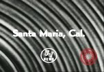 Image of 13th Annual Elk's Rodeo Santa Maria California USA, 1956, second 2 stock footage video 65675064629