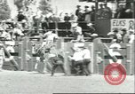 Image of 13th Annual Elk's Rodeo Santa Maria California USA, 1956, second 3 stock footage video 65675064629