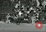 Image of 13th Annual Elk's Rodeo Santa Maria California USA, 1956, second 4 stock footage video 65675064629