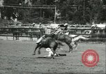 Image of 13th Annual Elk's Rodeo Santa Maria California USA, 1956, second 8 stock footage video 65675064629