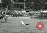 Image of 13th Annual Elk's Rodeo Santa Maria California USA, 1956, second 9 stock footage video 65675064629