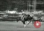 Image of 13th Annual Elk's Rodeo Santa Maria California USA, 1956, second 12 stock footage video 65675064629