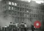 Image of Fire at Wanamaker's Department Store New York City USA, 1956, second 10 stock footage video 65675064631